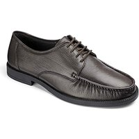 Leather Lace Up Shoe Standard Fit