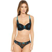 Eva Lace High Apex Plunge Bra (B-G)