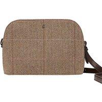 Joules Adeline Dome Tweed Bag.
