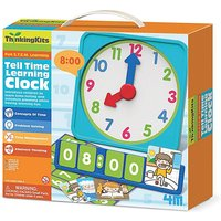 Thinking Kits Tell Time Learning Clock