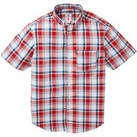 Lambretta Multi Check Shirt Long