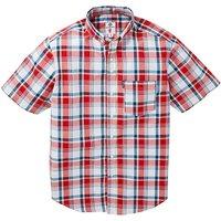 Lambretta Multi Check Shirt Long