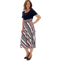 Julipa Jersey Stripe Dress