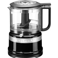 KitchenAid Mini Black Food Processor.