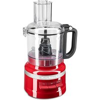 KitchenAid 1.7L Red Food Processor.