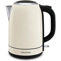 'Morphy Richards 102781 Cream Jug Kettle