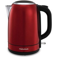 'Morphy Richards 102782 Red Jug Kettle