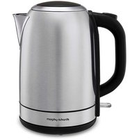 'Morphy Richards 102779 Steel Jug Kettle