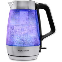 Morphy Richards Glass Kettle