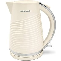 'Morphy Richards 108267 Dune Cream Kettle