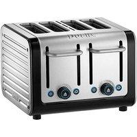 Dualit Architect Black 4 Slice Toaster