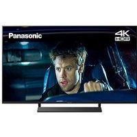 Panasonic TX-40GX800B 40 4K UHD TV.