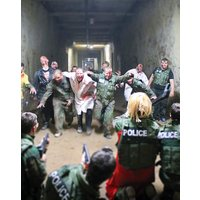 Zombie Survival Experience For One