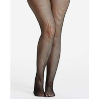 Dreamgirl Plus Size Fishnet Tights