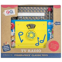 Fisher-Price Classic TV/Radio