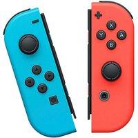 Neon Joy Con Controller Pair - Switch.