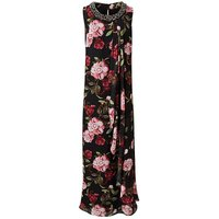 Joanna Hope Bead Trim Swing Maxi Dress
