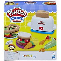 Image of Play-Doh Toaster Creations