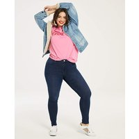 Chloe Skinny Jeans Short