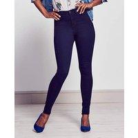 Petite Lucy High Waist Skinny Jeans