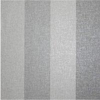 Linen Stripe Grey WP.