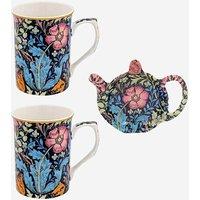 William Morris Mug and Tea Set.