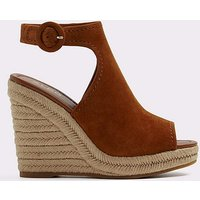 Aldo Nurka Suede Shoe Boot Standard Fit.