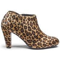 Flexi Sole Trouser Boots D Fit