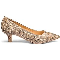 Image of Kitten Heel Court Shoes E Fit