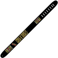 Perris Guns & Roses Leather Strap Yellow