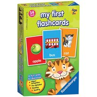 Image of My First Flash Card Game