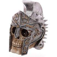 Novelty Gladiator Skull Ornament