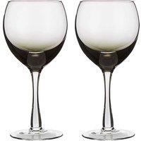 Denby Set of 2 Halo Red Wine Glasses