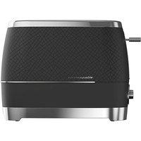 Beko Cosmopolis Black & Chrome Toaster