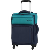 IT Luggage Duo-Tone Cabin Suitcase