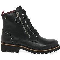 Pikolinos Vanda Standard Fit Ankle Boots.