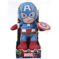 Marvel 10in Plush - Captain America
