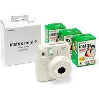 Fujifilm Instax Mini 9 White Wedding Kit