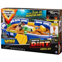 Image of Monster Jam Dirt Arena Playset