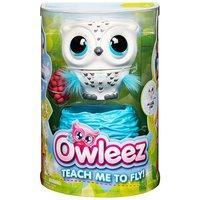 Image of Owleez Interactive Pet White