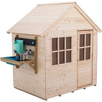'Tp Hideaway Wooden Playhouse