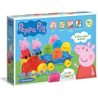 Baby Clementoni Peppa Pig Train Set.