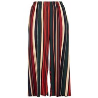 Izabel London Curve Striped Culottes