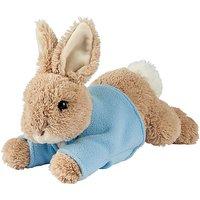 Image of Gund Lying Peter Rabbit Large Soft Toy