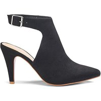 Brooklyn Point Shoe Boot Extra Wide Fit