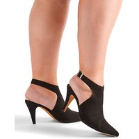 Brooklyn Point Shoe Boot Wide Fit