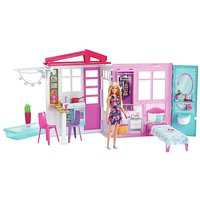 Barbie House and Doll Playset.