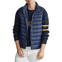 Ralph Lauren Packable Down Vest Reg.