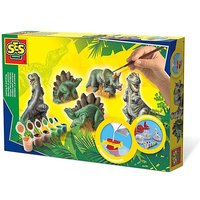 Dinosaurs Casting and Painting Set.