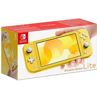 Nintendo Switch Lite - Yellow.